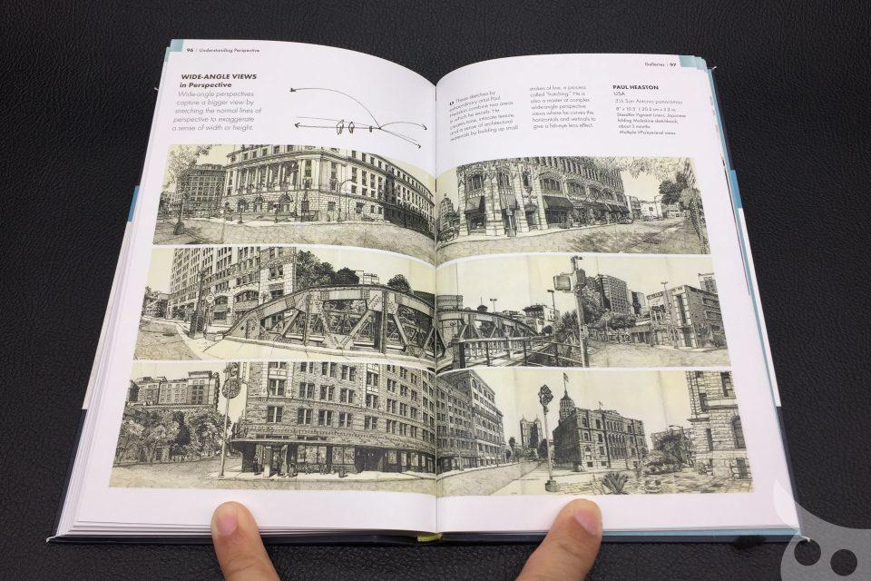 The Urban Sketching Handbook - Understanding Perspective-12