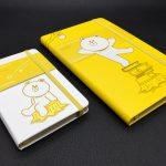 Moleskine Line Friends Limited Collection 2015 สมุดในตำนานแห่งความมุ้งมิ้ง
