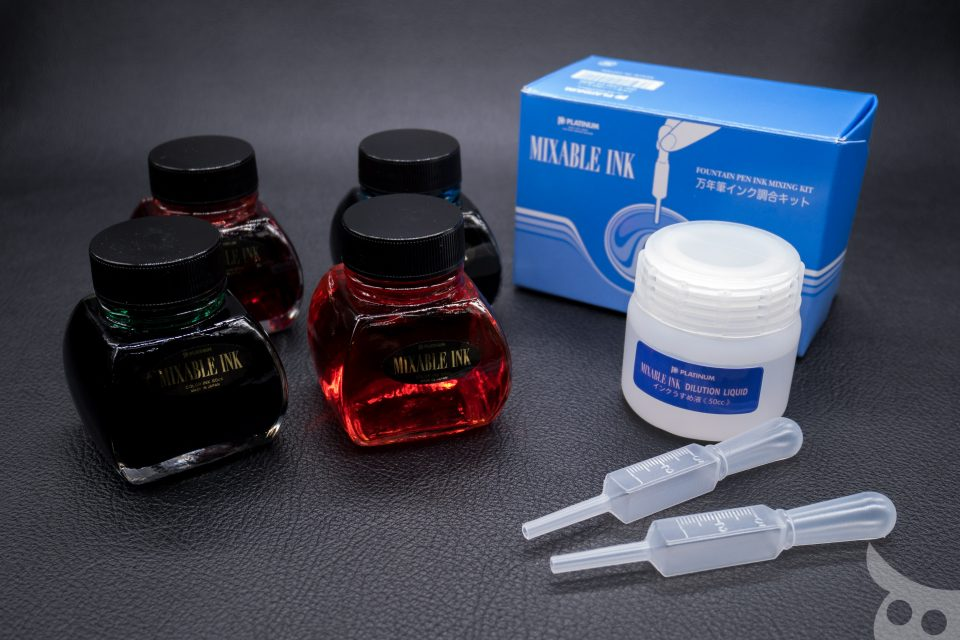 Platinum Mixable Ink-01