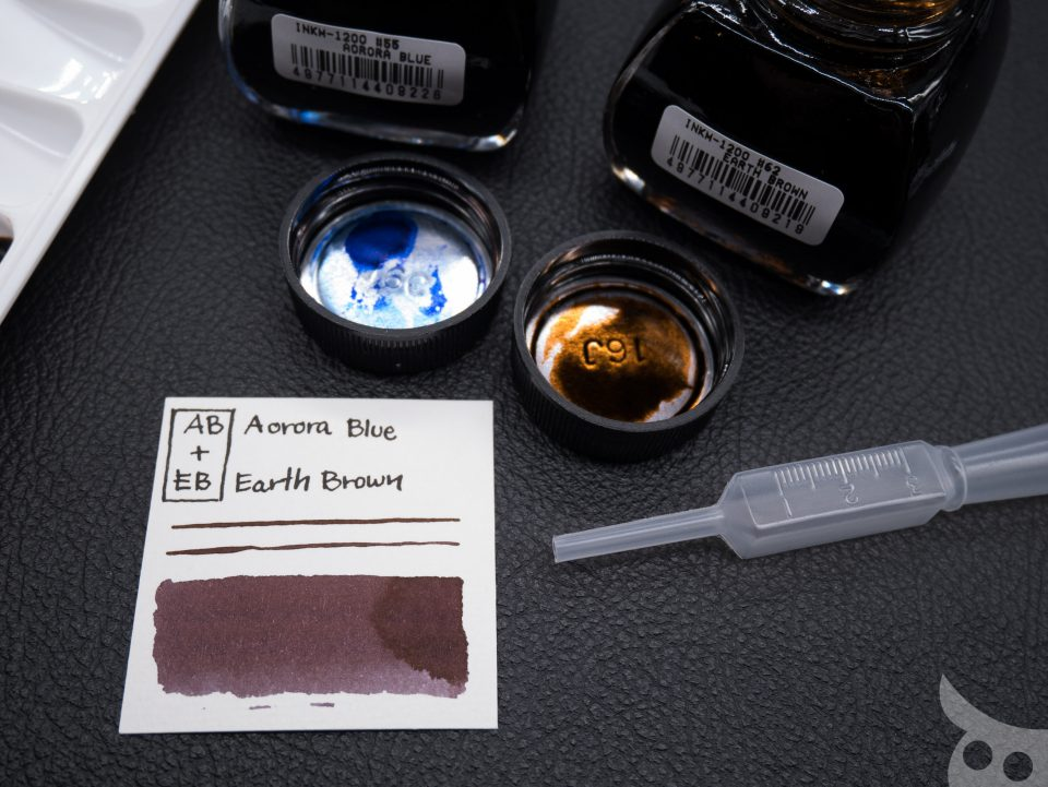 Platinum Mixable Ink-14