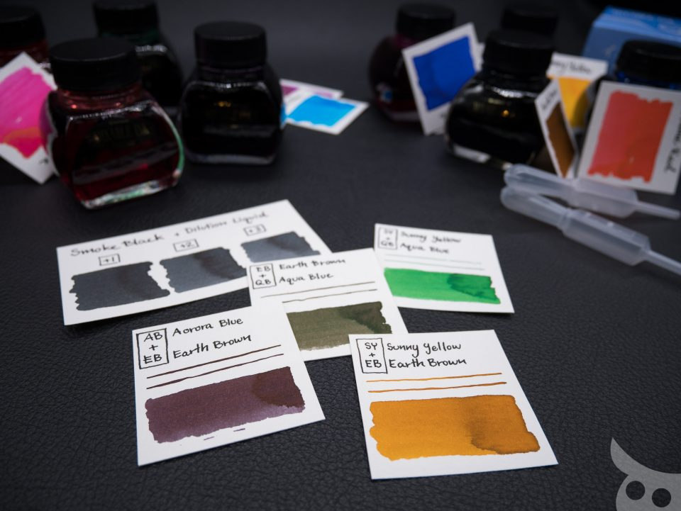 Platinum Mixable Ink-26