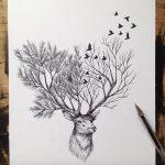 Black Ink Illustration สร้างภาพธรรมชาติเหนือจินตนาการด้วยปากกาหมึกดำ!