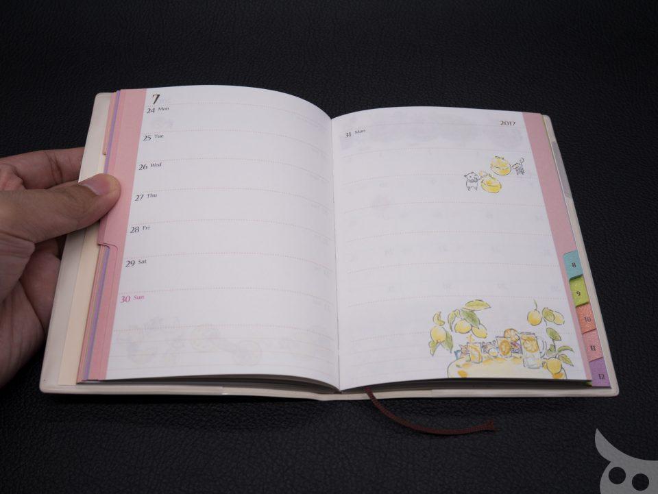 MIDORI Diary 2017-31