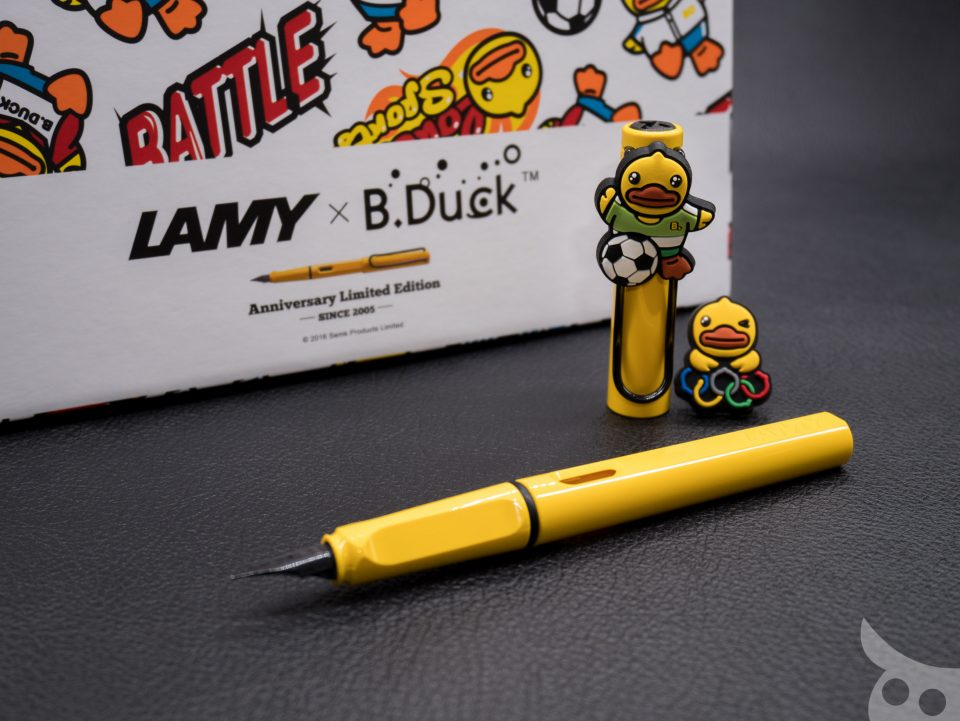 Lamy x B.Duck Anniversary Limited Edition 2016
