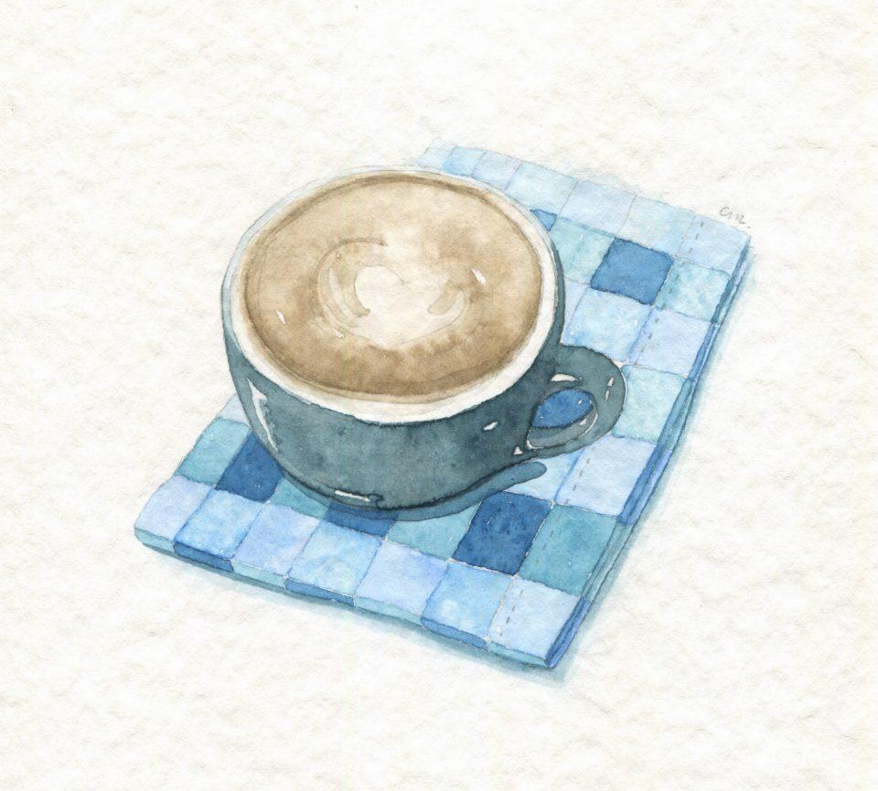 เป็นกาแฟที่น่ากินเกินไปนะ