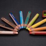 STABILO Woody 3 in 1 ดินสอสีที่เขียนได้ทุกพื้นผิวและเป็นสีน้ำได้อีกด้วย!