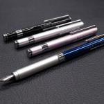 ปากกาหมึกซึมสุดจิ๋ว! OHTO Tasche Fountain Pen