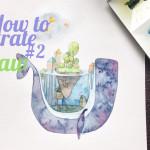 """How to illustrate #2 : วาดภาพประกอบ """"Jigsaw – จิ๊กซอว์"""""""