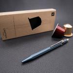 จับกาแฟแคปซูลมาทำปากกา! Caran d'Ache 849 Nespresso Limited Edition